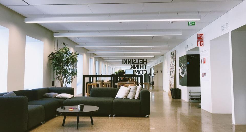ヘルシンキのコワーキングスペース・Helsinki Think Companyに行ってきました