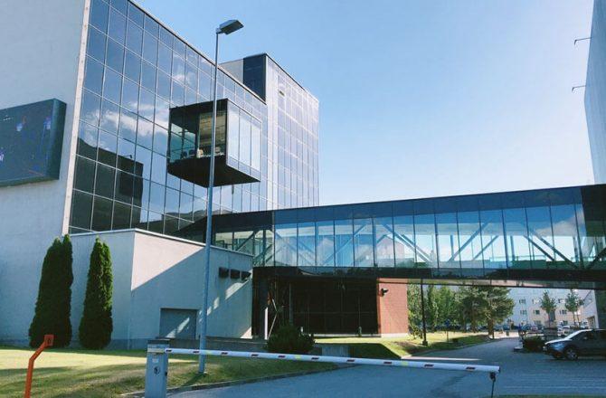 ノマドにおすすめ!IT先進国を支えるタリン工科大学図書館に行ってみました