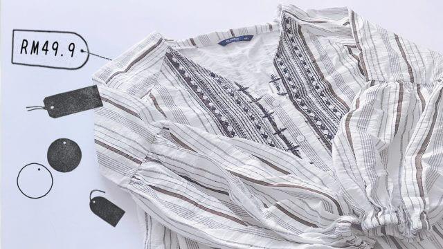 クアラルンプールで「1万円でどれだけ服を買えるか」やってみました